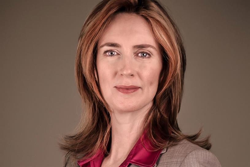 Leanne Cutts: group head of marketing, HSBC