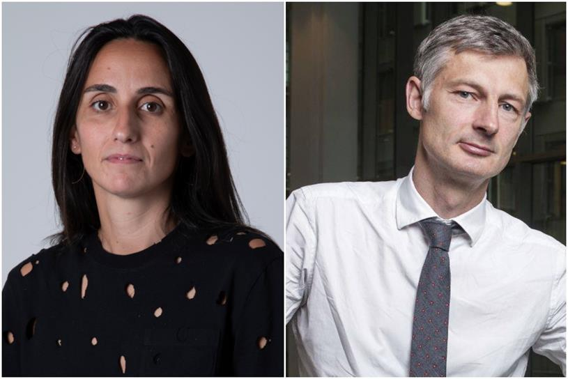 Sagarduy and Stroh: appointments complete OMD EMEA leadership team