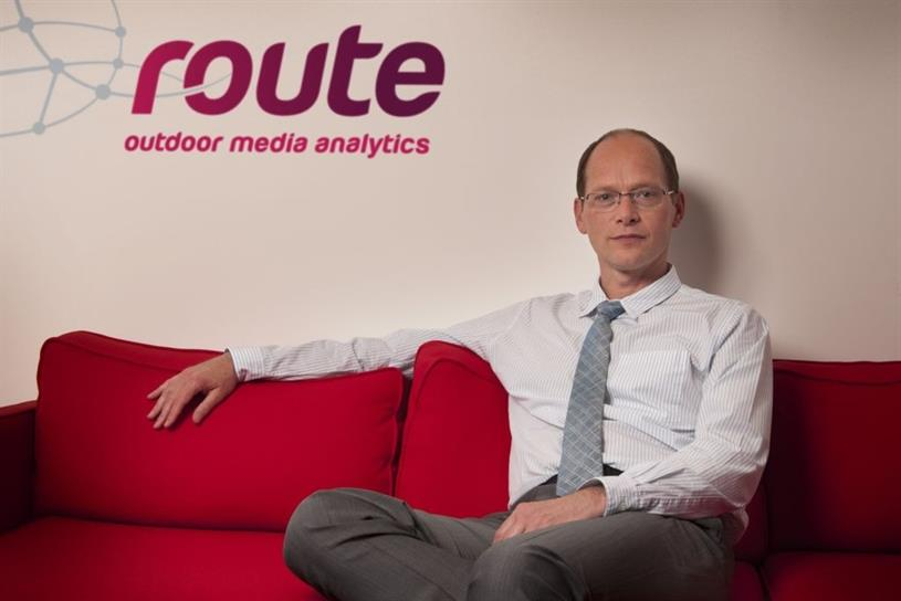 Whitmore: named Route's first MD in 2005