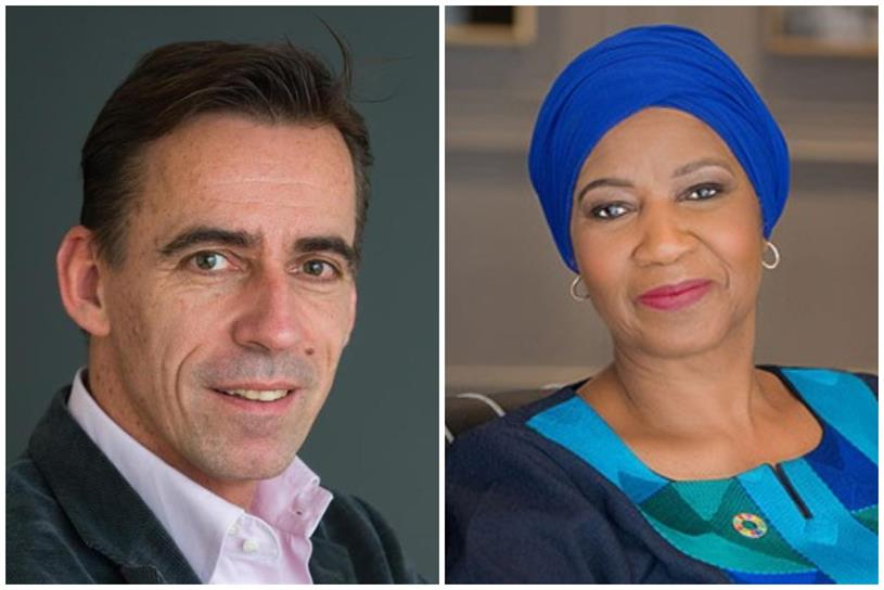 Joint call to action: Loerke and Mlambo-Ngcuka