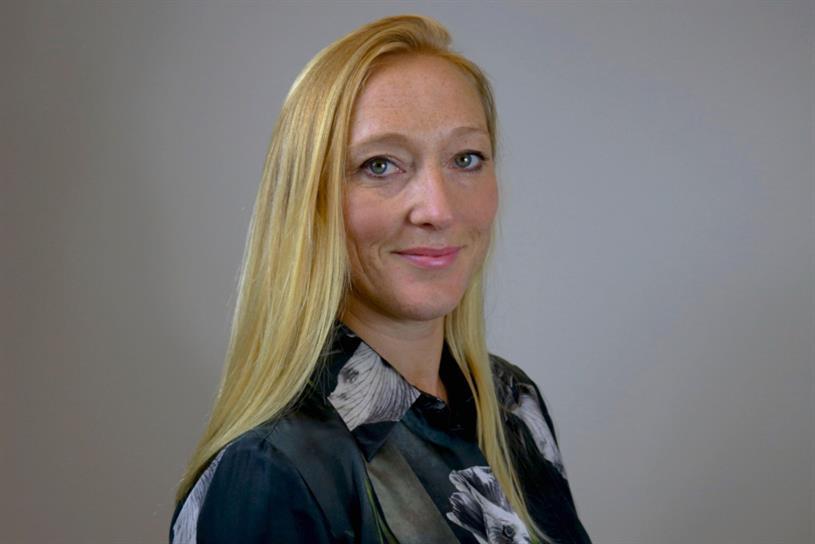Hannah Hattie Matthews: worked at Karmarama for 17 years