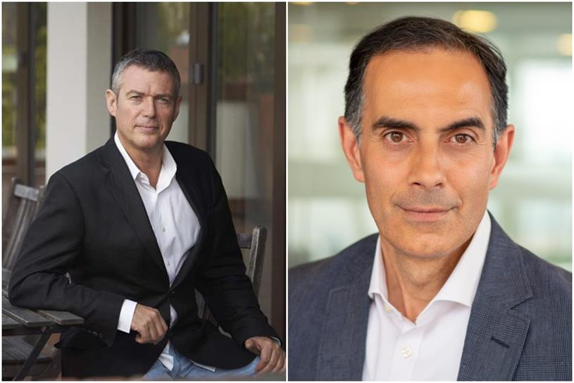 M&C Saatchi: Moray MacLennan (left) and Mickey Kalifa are in line to triple their basic pay