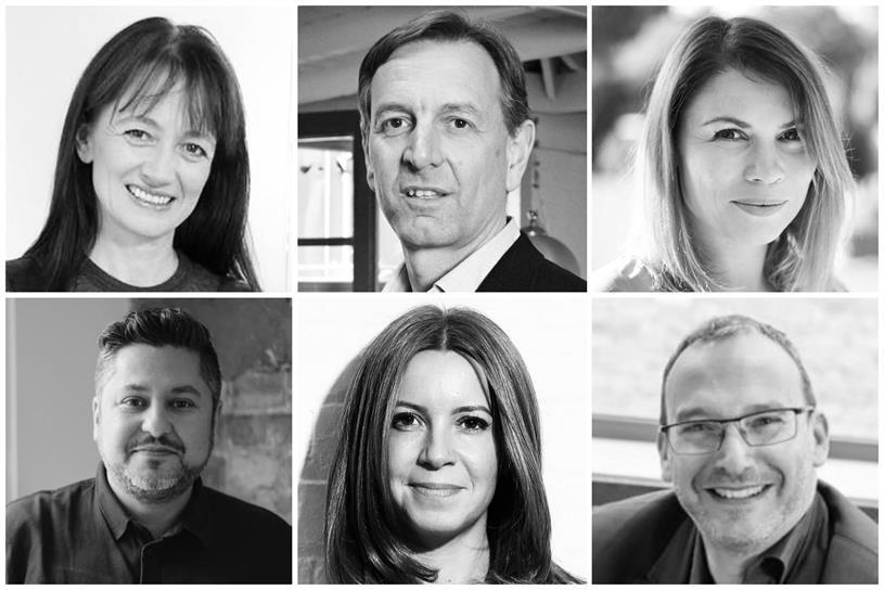 Mixed views: (clockwise from top left) Jenny Biggam, Mark Lund, Julie McKeen, Daren Rubins, Kathleen Saxton, Zaid Al-Zaidy