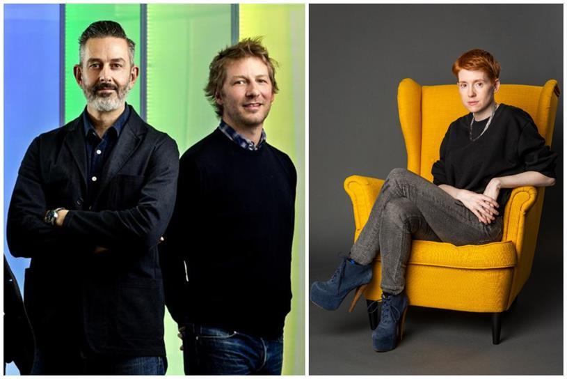 Karmarama: McGrath, Hodge, Francis