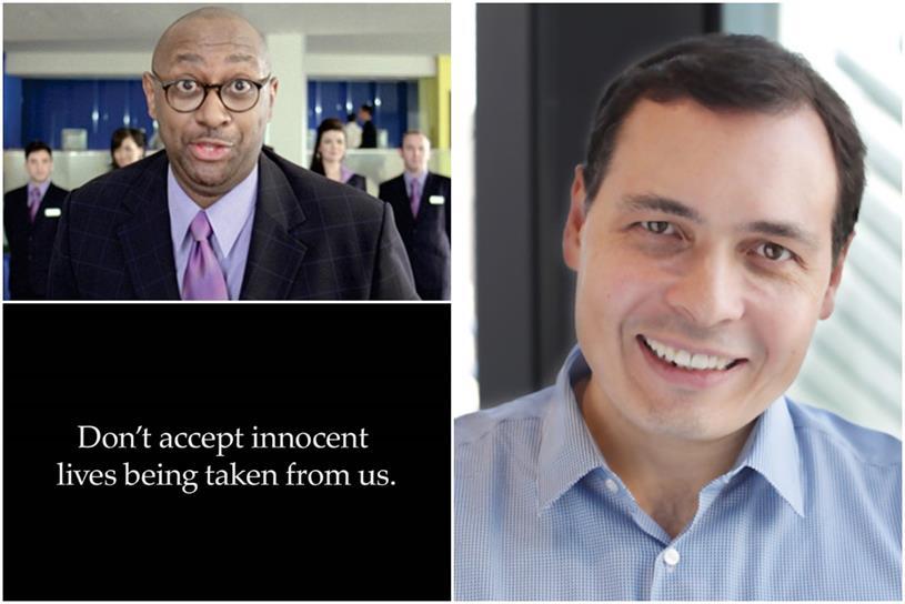 Clockwise from top left: ex-Halifax brand spokesman Howard, Wieser and Nike