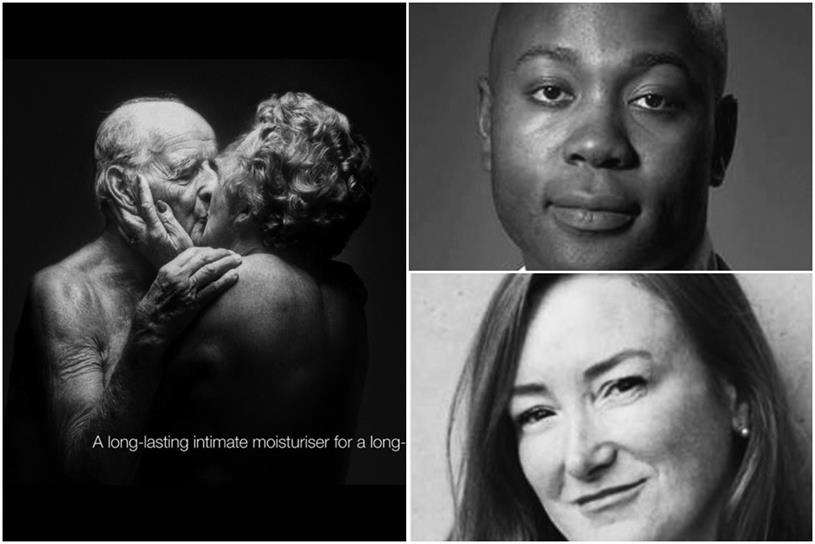 Podcast (clockwise from top-right): Djaba, Owen and Replens MD's new outdoor ad