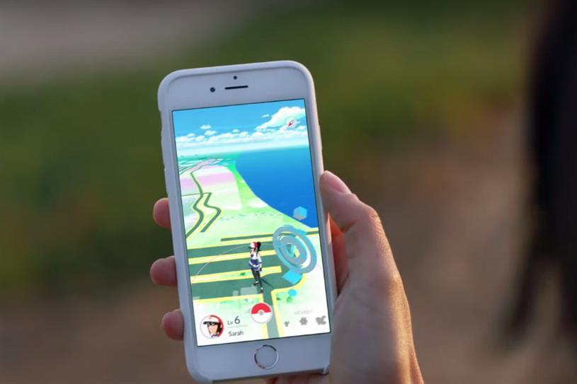 Pokemon Go: developed by Niantic
