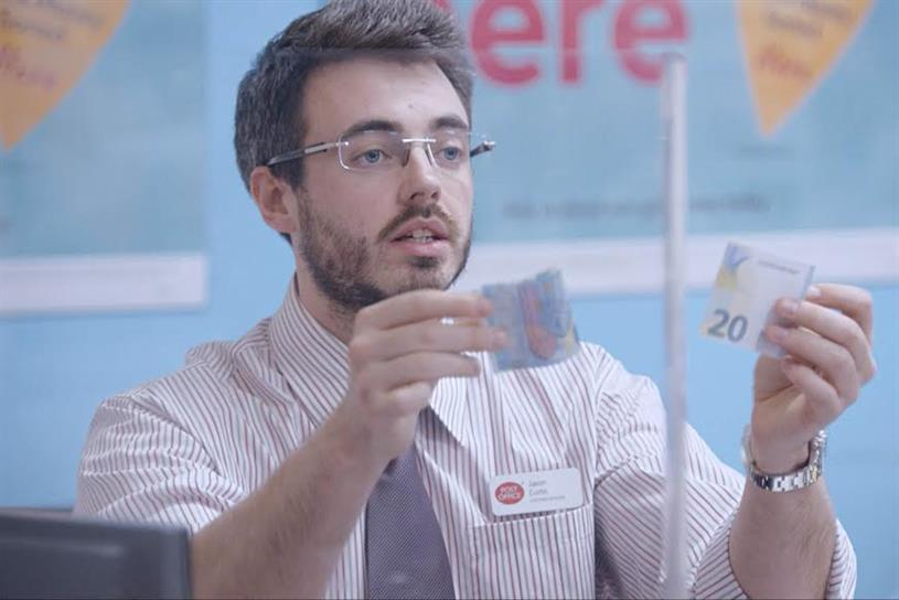 Post Office: MullenLowe is repitching for ad account