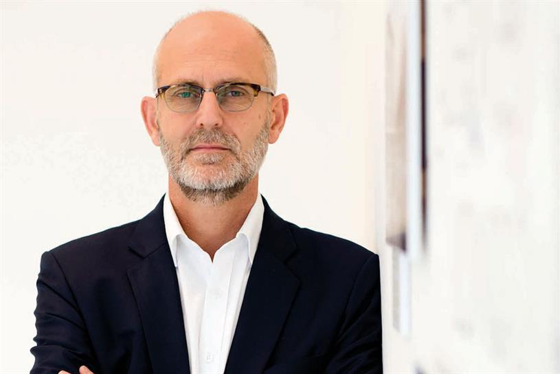 Richard Taylor: executive director of fundraising, marketing and communications, Macmillan Cancer