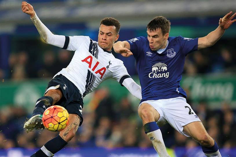 Premier League: Live games are broadcast in the UK on Sky and BT Sport