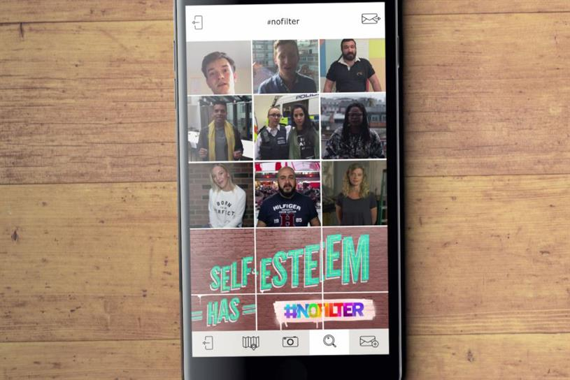 """Pride in London: campaign explores what """"No Filter"""" means to members of the LGBT+ community"""