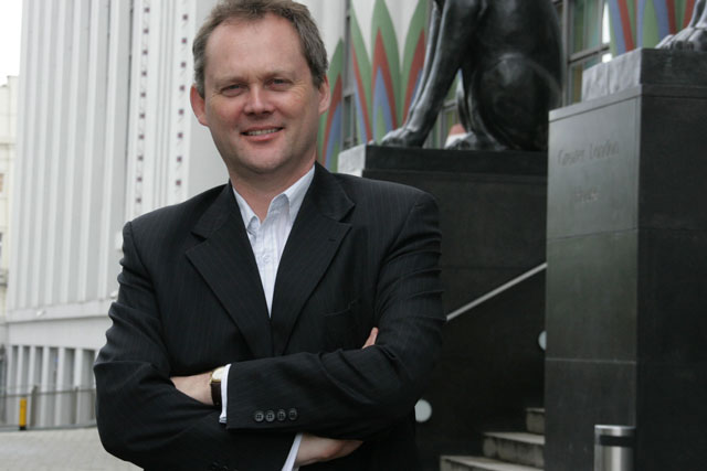 Philip Thomas: the chief executive of the Cannes Lions Festival