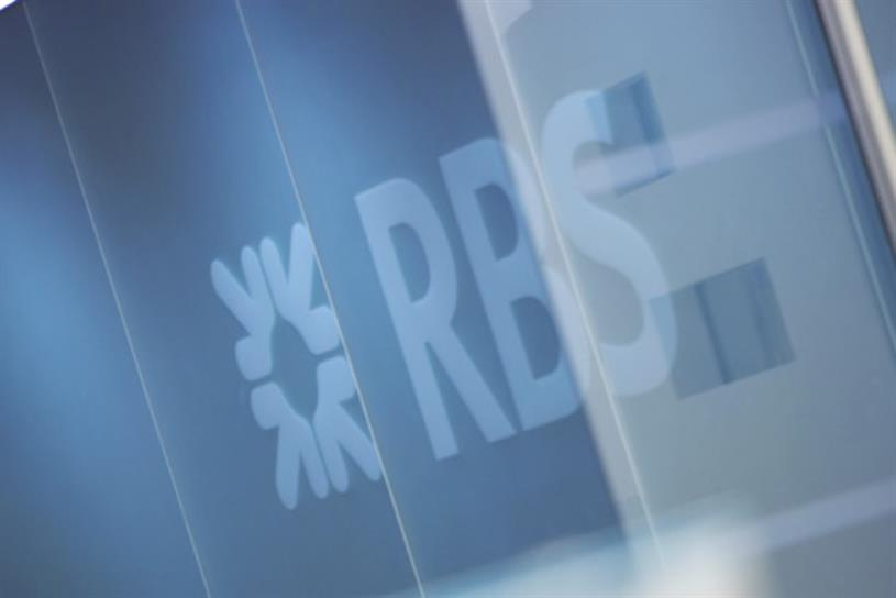 RBS: shift to lower case symbolises a return to the domestic market
