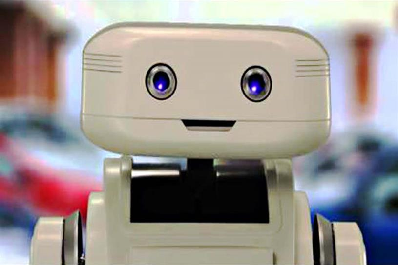Brian the Robot: remember him?