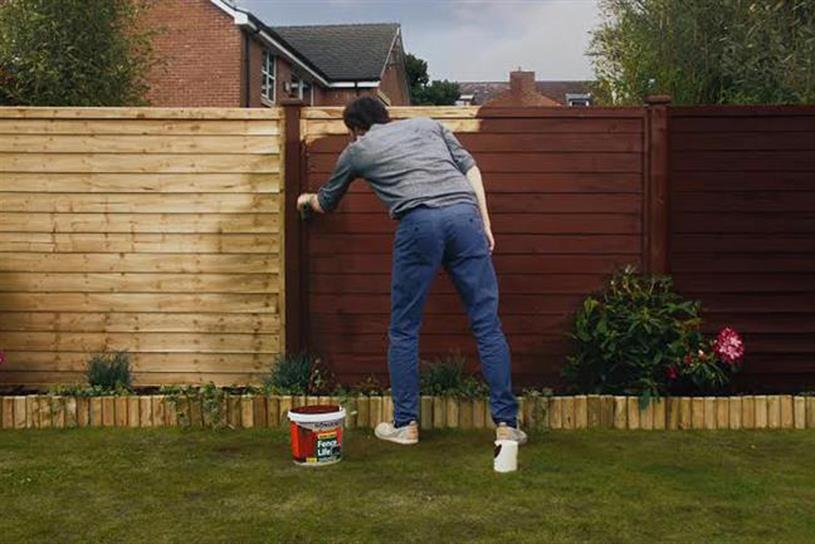 Ronseal: BJL created an ad break in which viewers could watch paint dry