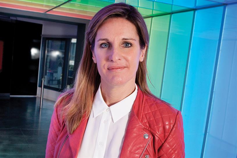 Caitlin Ryan: former Karmarama ECD will be a tutor on the course