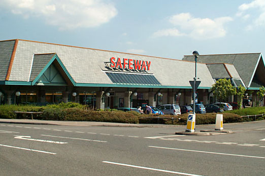 Safeway: bought by Morrisons in 2004 (Wikimedia Commons/Mike Crowe)