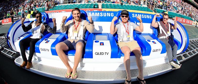 Samsung Slider