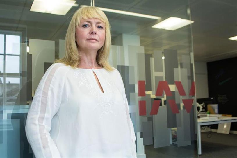 Sharon Browne: began her career agency-side at United Distillers