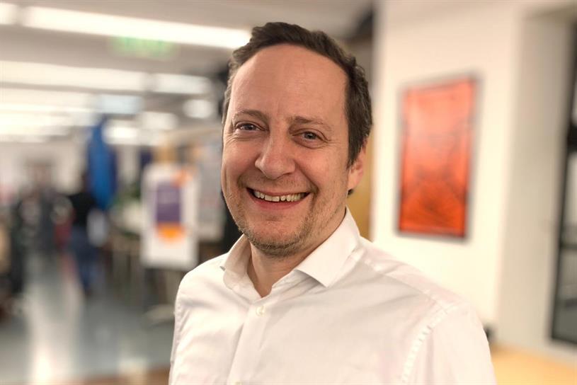 VCCP's Simon White