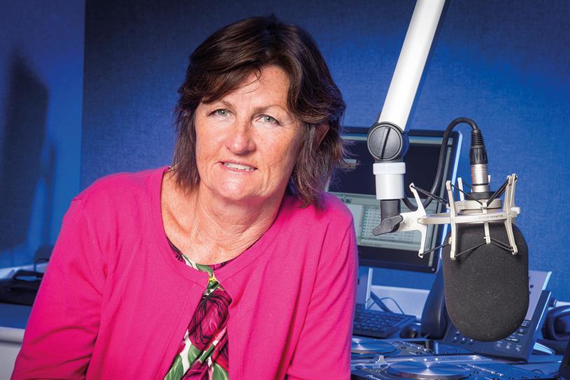 Siobhan Kenny: chief executive of Radiocentre