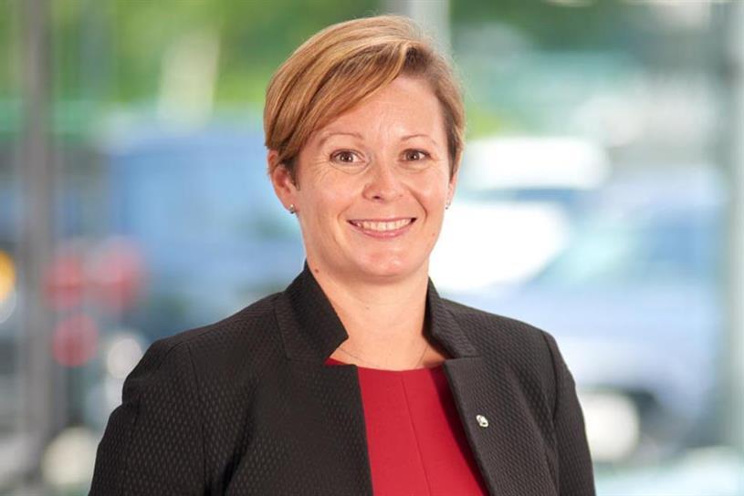 Kirsten Stagg, incoming Skoda UK head of marketing