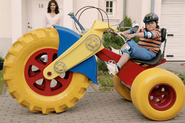 Skoda: 'not your average family car' by Fallon