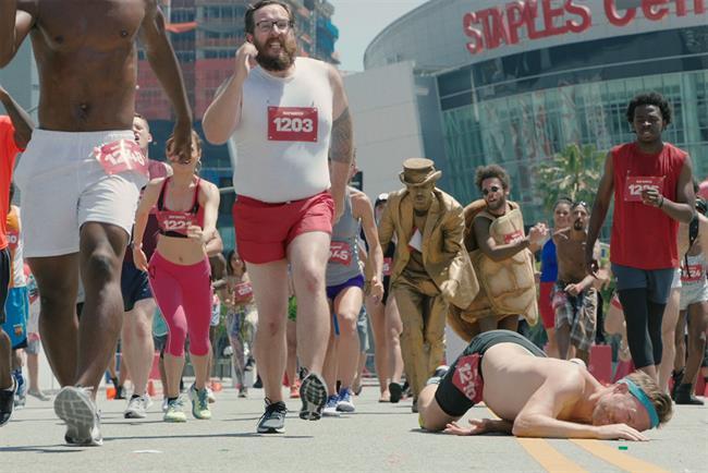 Paramount's 'Slow mo marathon'
