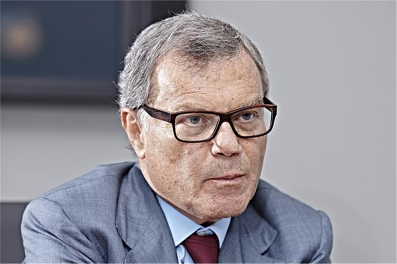 Sir Martin Sorrell: 'We have to weather the storm'