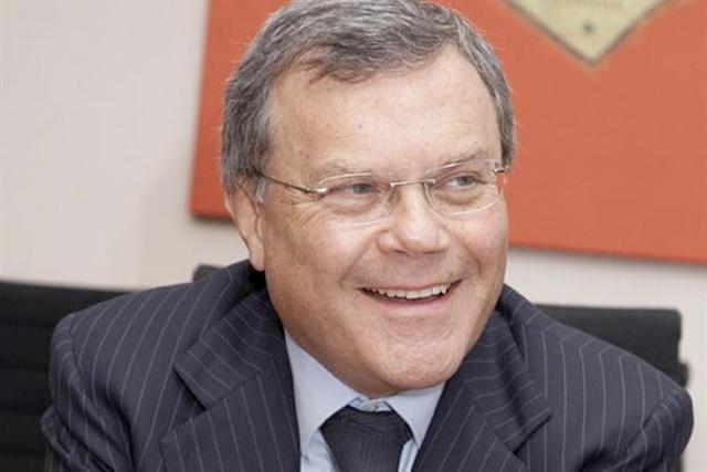 Sir Martin Sorrell: chief executive of WPP