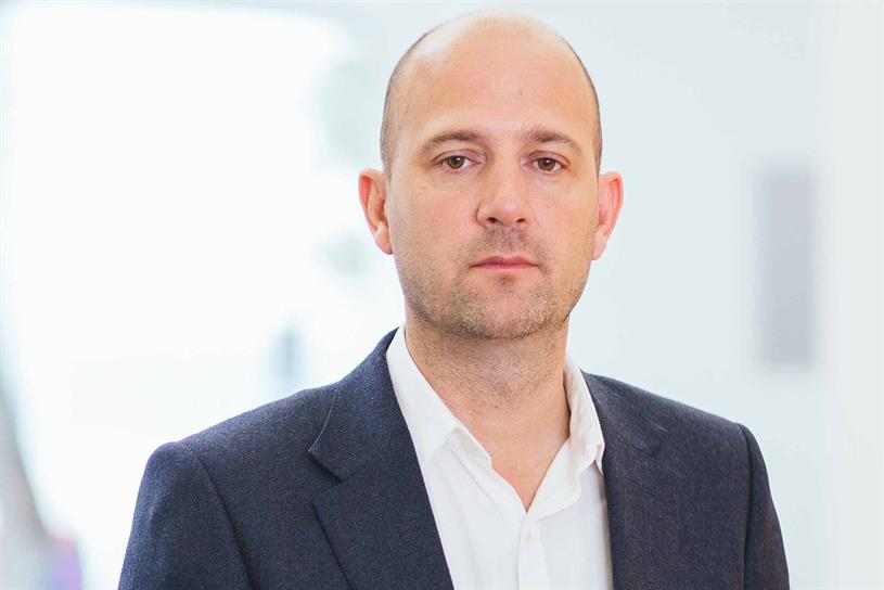 Marco Bertozzi: vice-president of Europe at Spotify