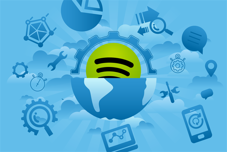Spotify: now a marketing platform for artists
