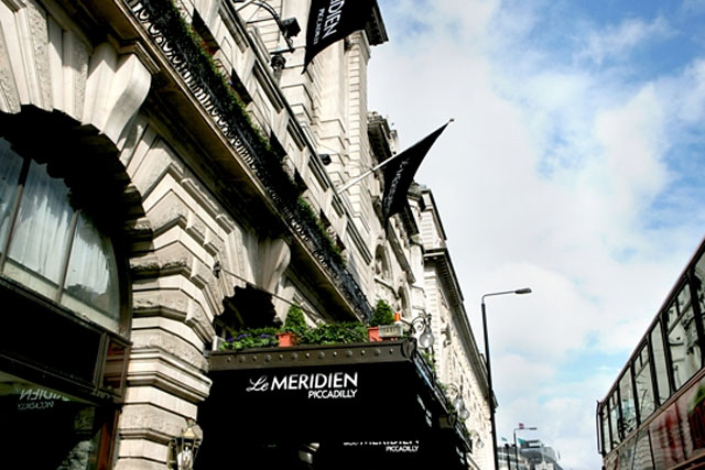 Starwood: Le Méridien in London