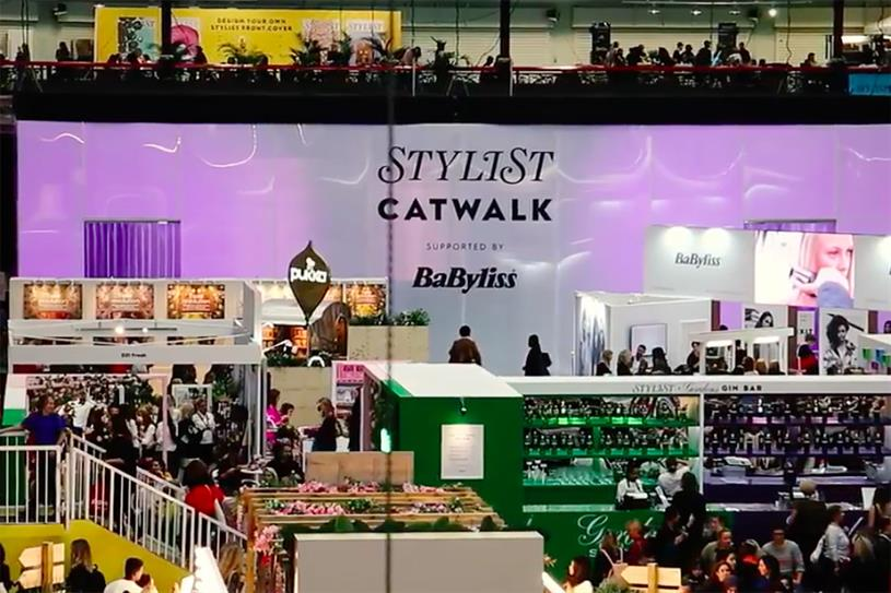Stylist Live: took place at Olympia last year
