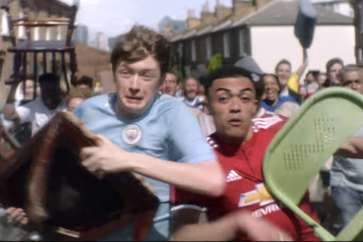 Adam & Eve DDB: created last year's 'Take your seat' campaign for Sky Sports
