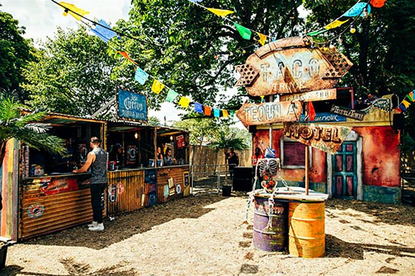 Jose Cuervo's Tequila Town