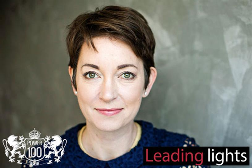 Michelle McEttrick: Tesco's group brand director