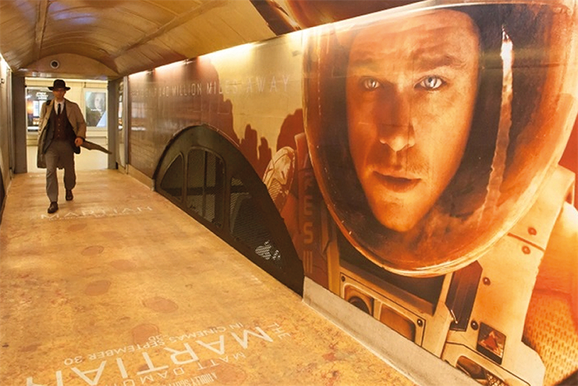 TfL: Exterion Media has won the outdoor ad contract for the Tube, Overground, DLR and Crossrail
