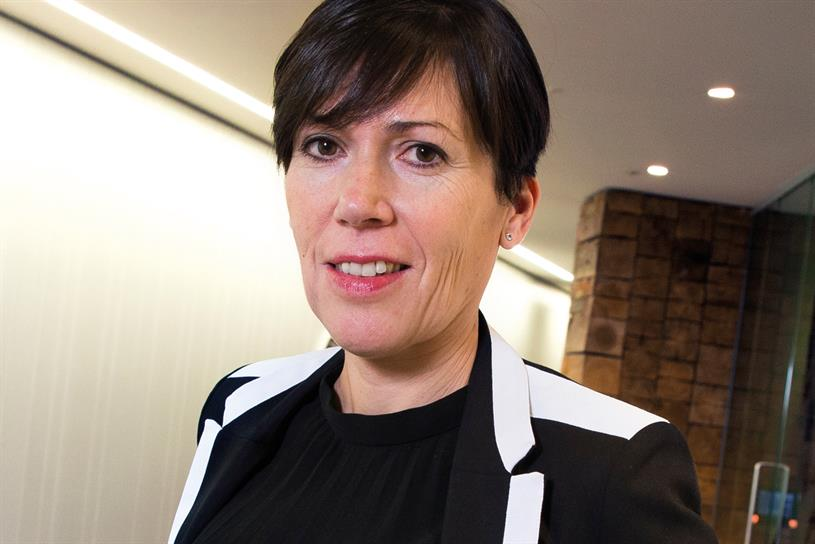 Tracy De Groose: UK and Ireland chief executive, Dentsu