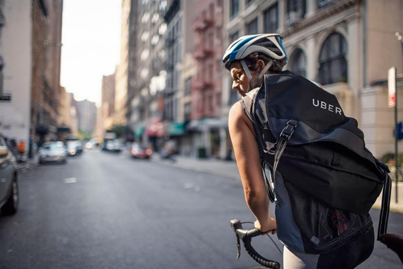 Uber: has been found wanting when it comes to purpose