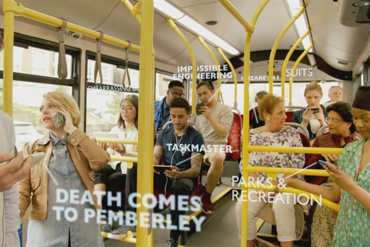 UKTV: 2016 campaign for video-on-demand brand UKTV Play