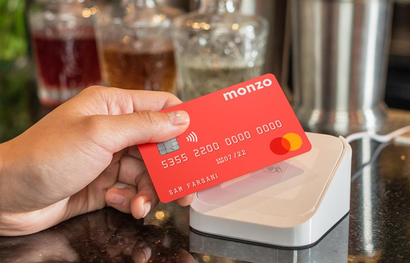 Monzo: consumers say they would recommend the brand to a friend