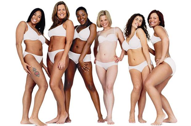Dove's first 'campaign for real beauty' kicked off in 2004