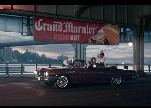Grand Marnier: brands can now appear in music videos retrospectively