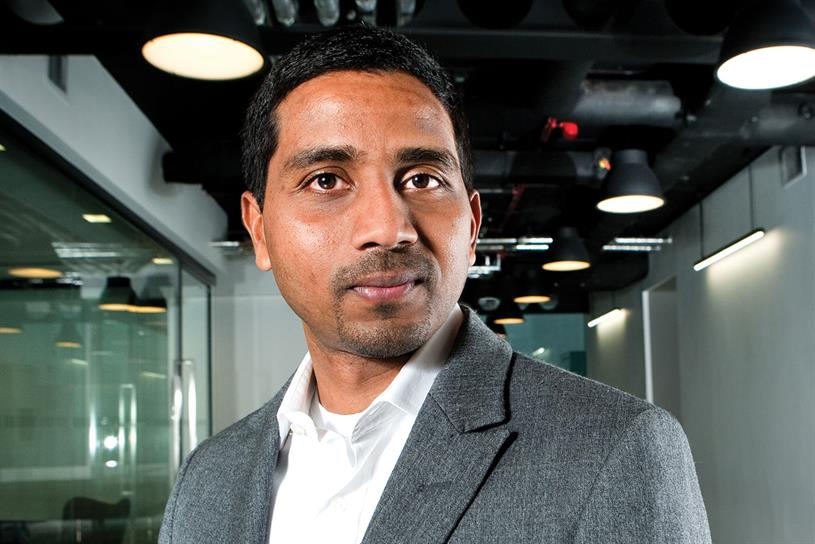 Nigel Vaz: becomes EMEA chief executive for Razorfish and SapientNitro