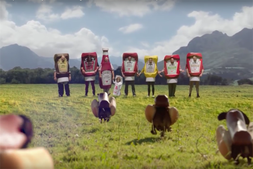 Heinz: its Super Bowl ad has topped the Campaign Viral Chart