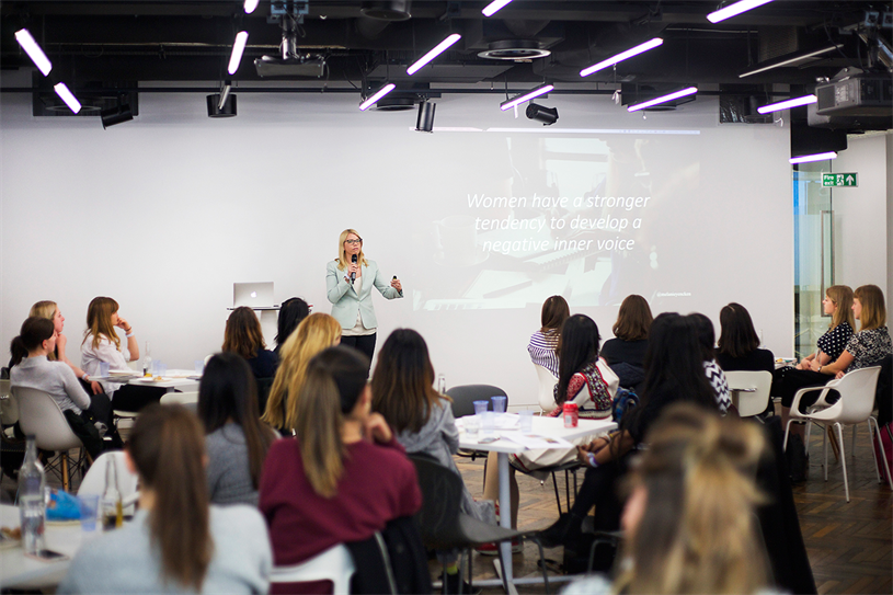 A VivaWomen! Viva Mentor event earlier this year at Publicis.Sapient (Photo by Bettina Adela)