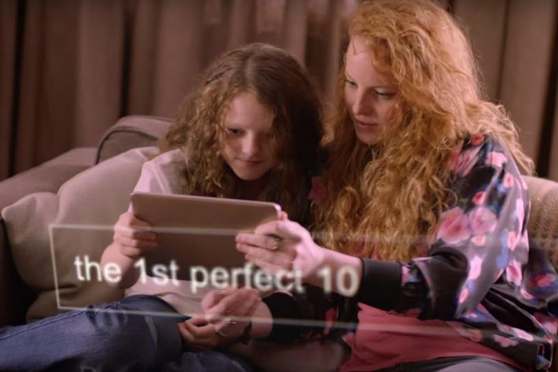 International Women's Day: Virgin's ad for its Vivid broadband product put female role models at the centre