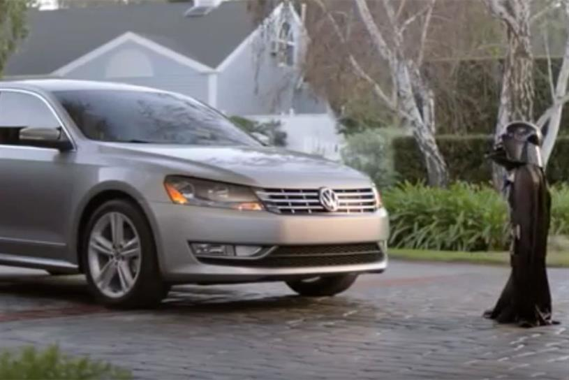 Volkswagen: its 2011 Superbowl ad is the most shared