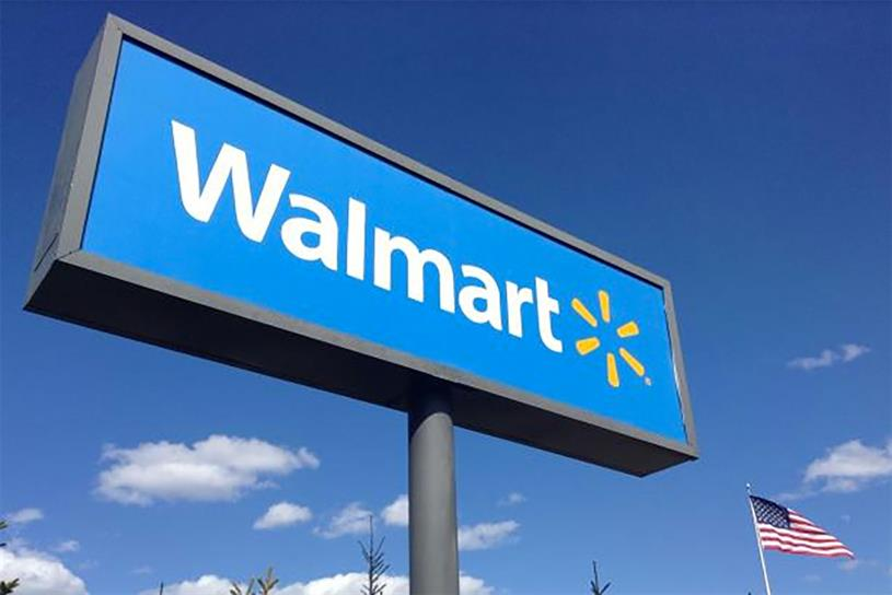 Walmart: Publicis Groupe loses account